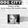"Issue 31, March 2006 Available featuring: Our Music section, edited by Jonathan Berger –""Casey Holford is the missing link between lesbian folk, DC punk, '80s synth-pop, and classic rock. He's […]"