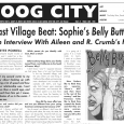 Issue 23, March 2005 Available featuring: East Village editor Paulette Powell's beat report on comic book artist Sophie Crumb–daughter of Aileen and R. Crumb–featuring some of her work. Our Printed […]