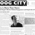 "Boog City 32, April 2006 featuring: Our Politics section, edited by Deanna Zandt ""There¹s an absolute and direct connection between my poetry and my activism in that what I¹m writing […]"