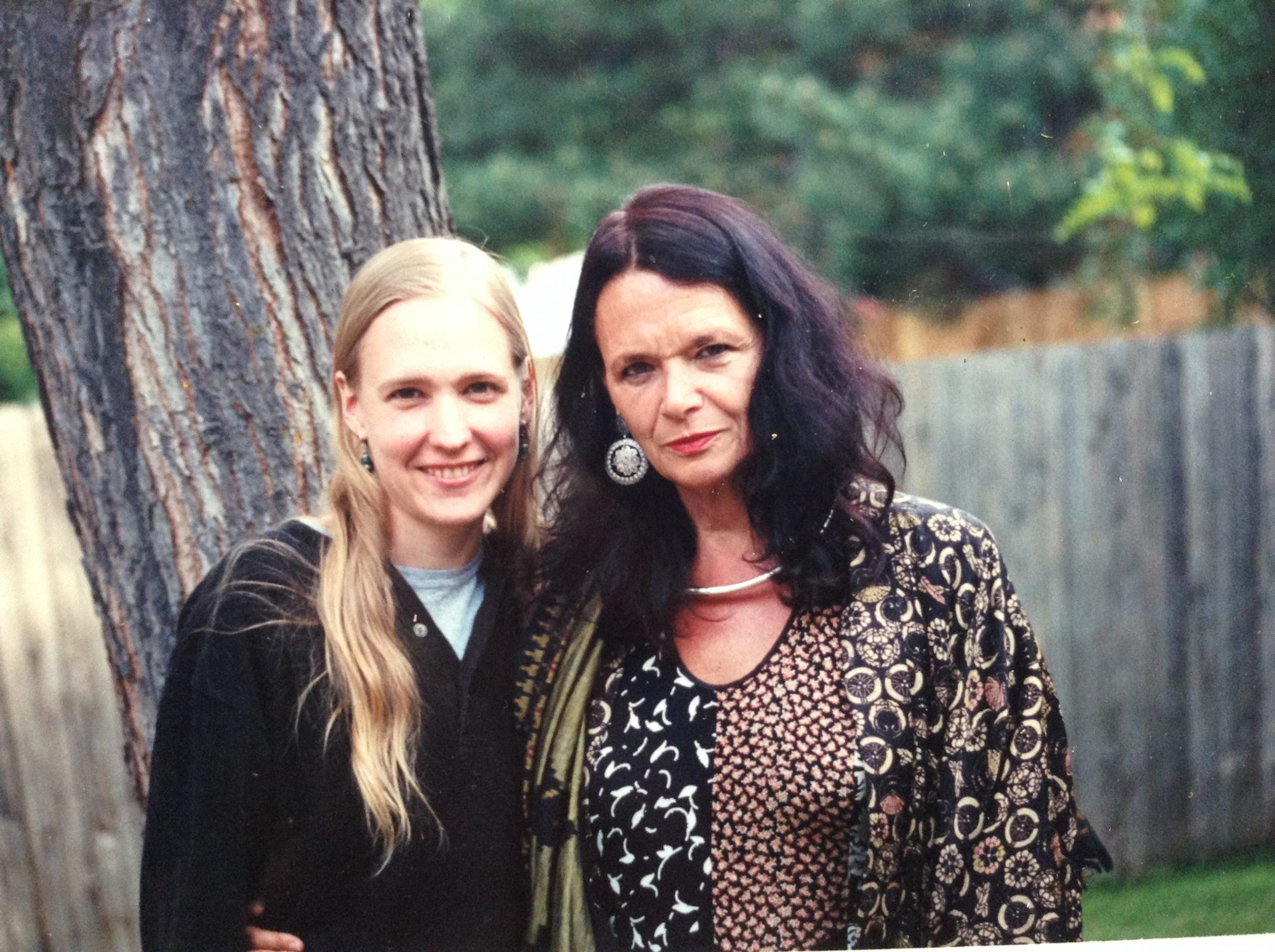 Lisa Jarnot and Anne Waldman