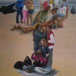 Brooklyn-Pieta-oil-on-canvas-48x36-inches